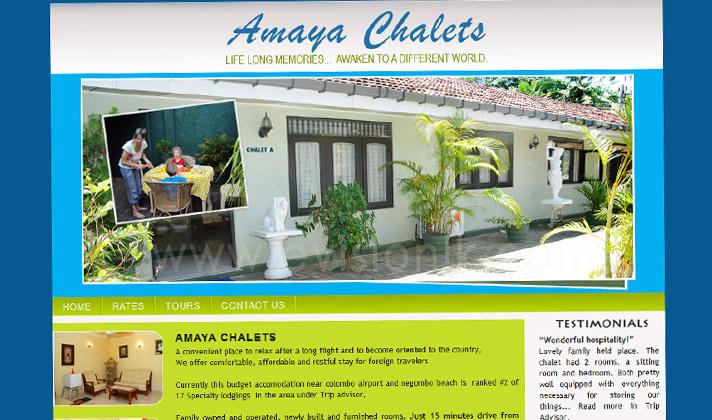 Amaya Chalets
