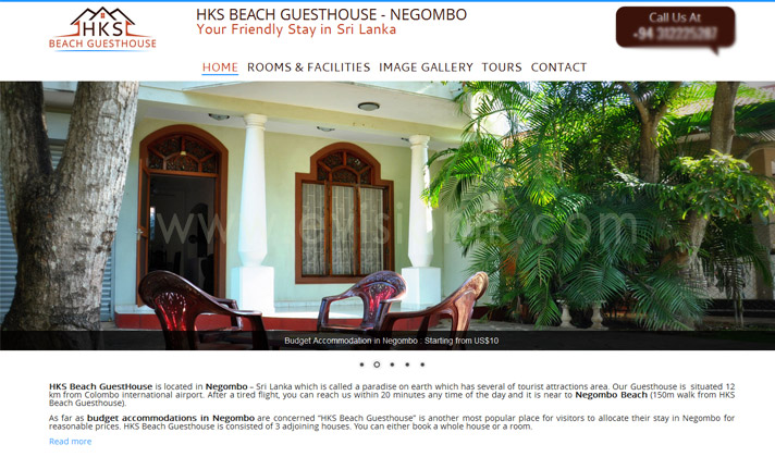 HKS Beach Guesthouse