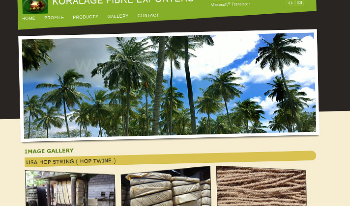 Koralage Fibre Exporters
