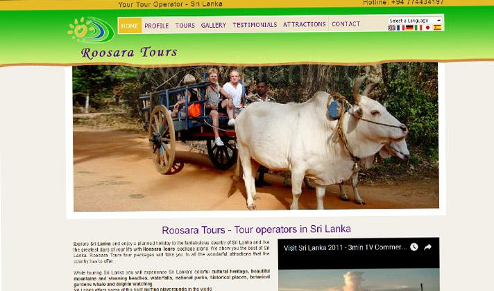 Roosara Tours